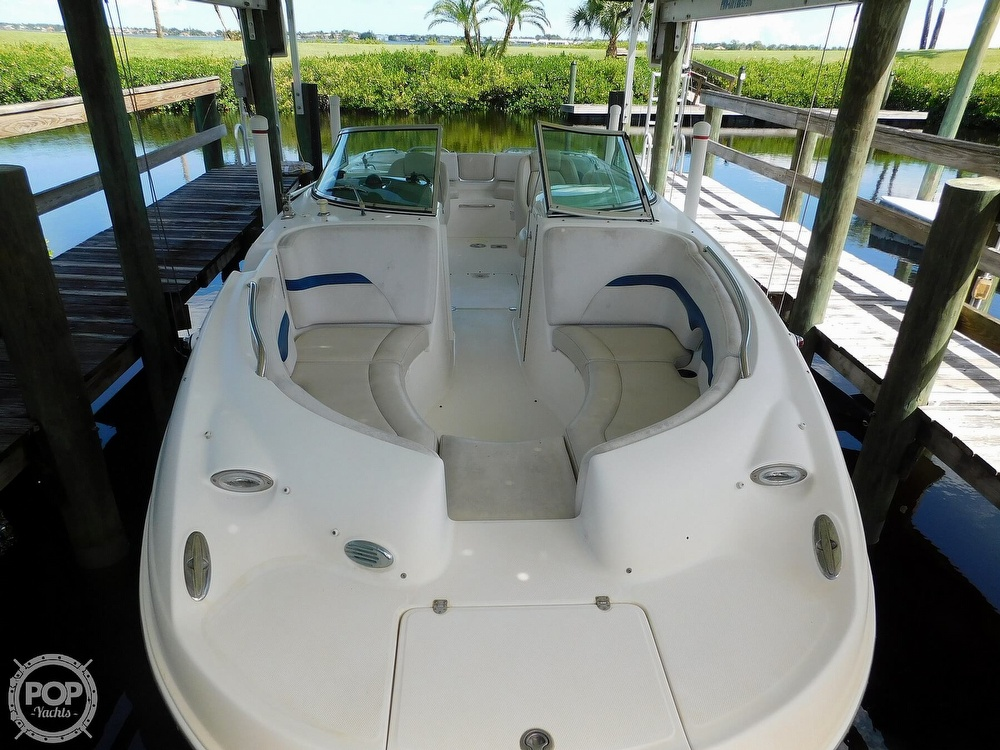2003 Chaparral boat for sale, model of the boat is Sunesta 263 & Image # 38 of 40