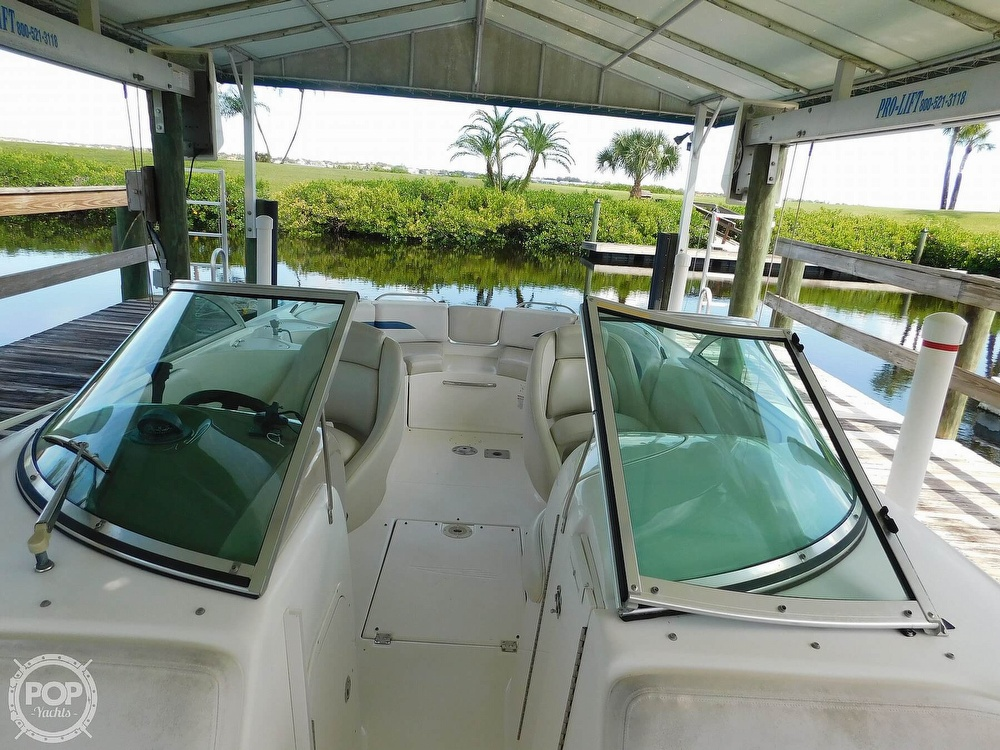 2003 Chaparral boat for sale, model of the boat is Sunesta 263 & Image # 4 of 40