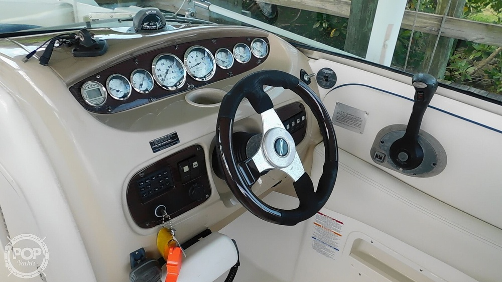 2003 Chaparral boat for sale, model of the boat is Sunesta 263 & Image # 3 of 40