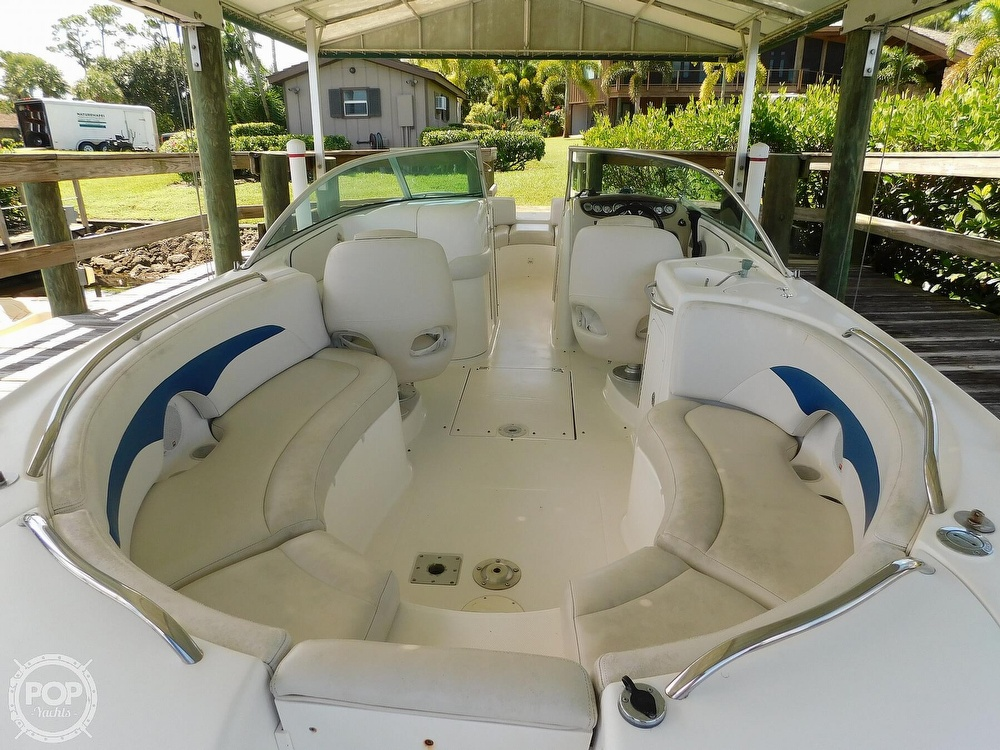 2003 Chaparral boat for sale, model of the boat is Sunesta 263 & Image # 10 of 40