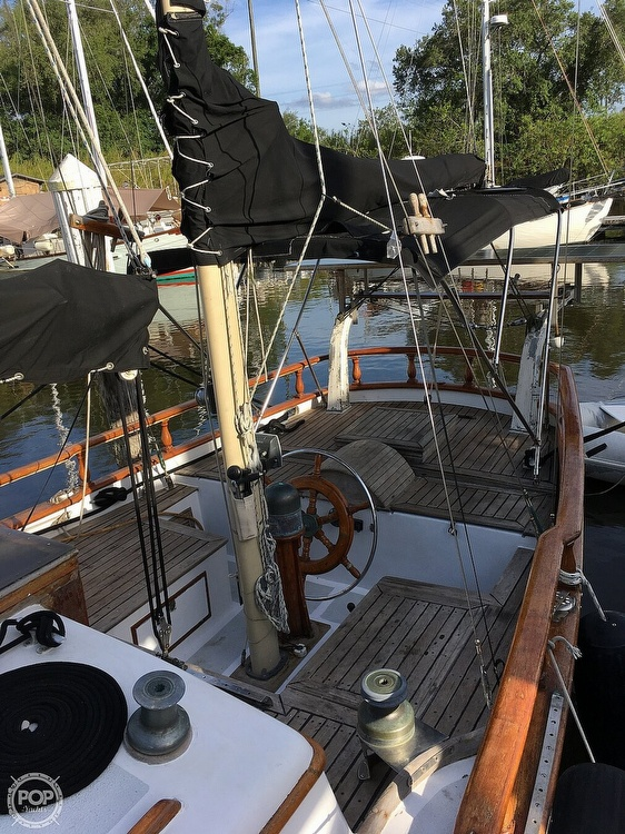 1974 Fuji boat for sale, model of the boat is 35 & Image # 6 of 40