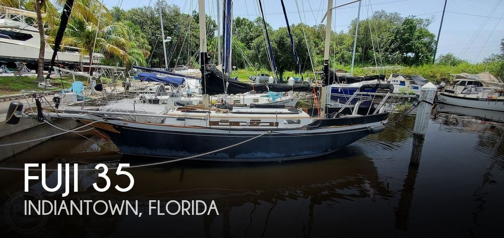 1974 Fuji boat for sale, model of the boat is 35 & Image # 1 of 40