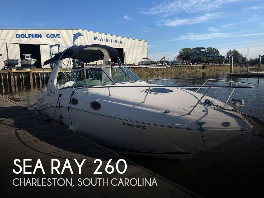 Used Sea Ray Sundancer 260 Boats For Sale by owner | 2007 Sea Ray Sundancer 260