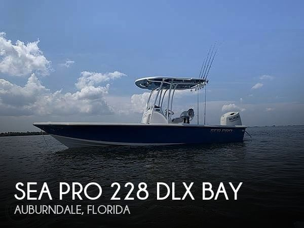 Used Sea Pro Boats For Sale by owner | 2020 Sea Pro 228