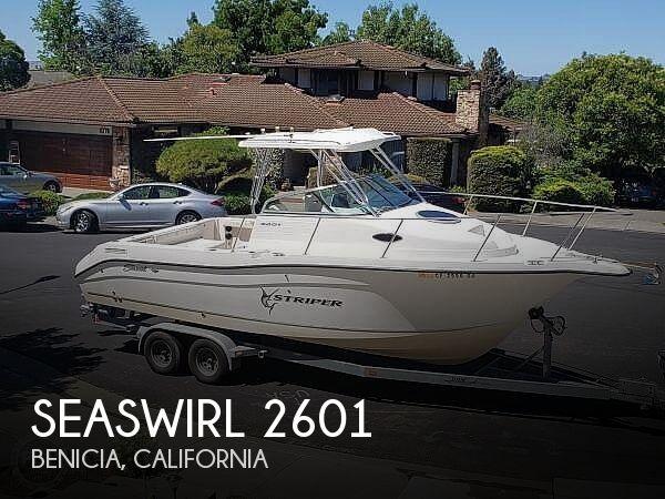 Used SEASWIRL Boats For Sale by owner   2005 Seaswirl 2601