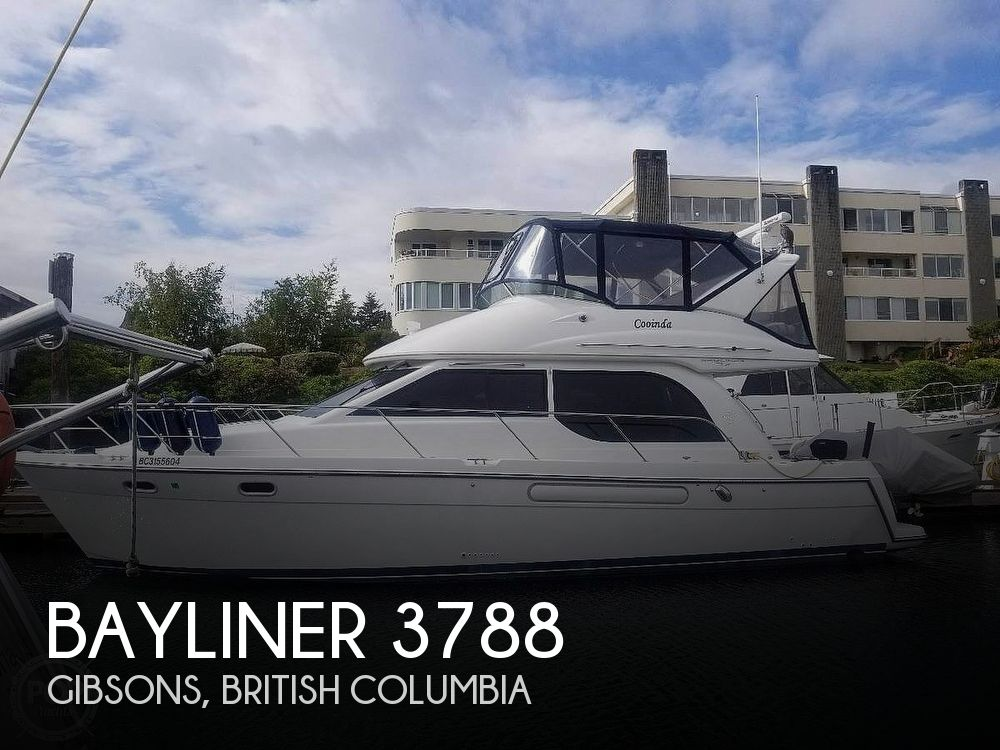 Used Bayliner Boats For Sale by owner | 2001 Bayliner 3788