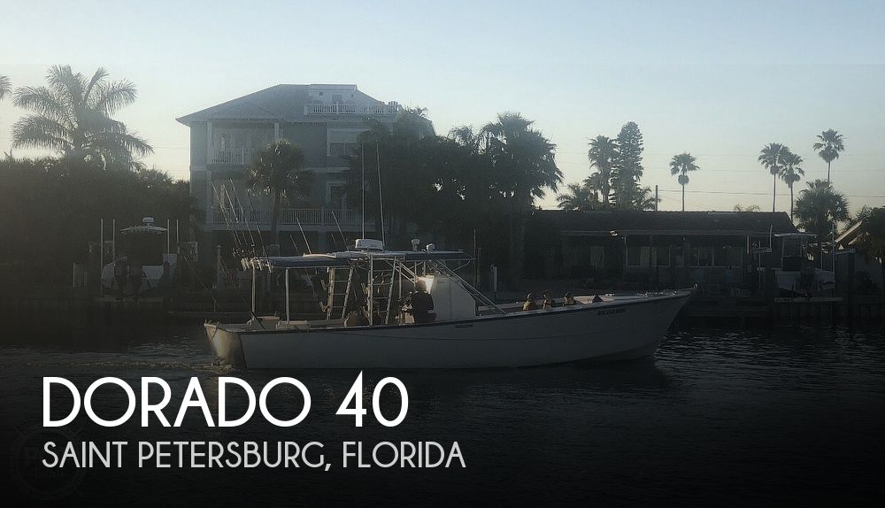 Used Dorado Boats For Sale by owner | 1996 Dorado 40
