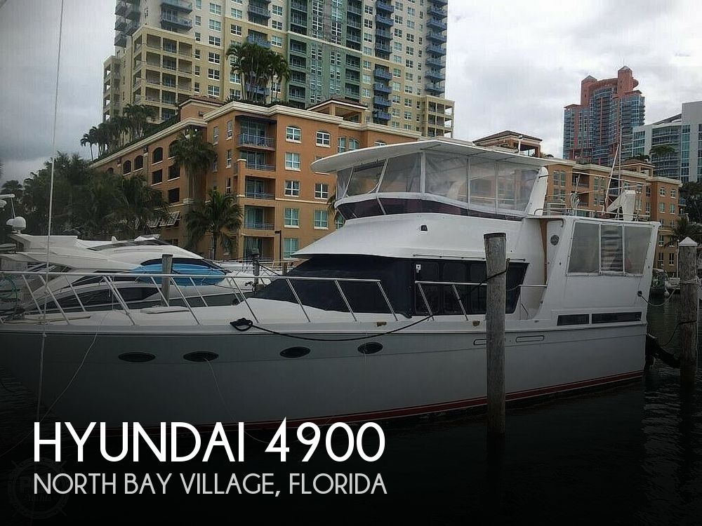Used Hyundai Boats For Sale by owner | 1993 Hyundai Elegant 4900