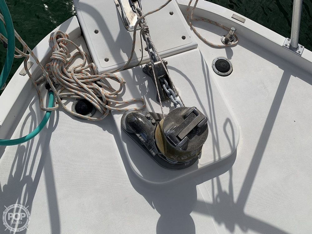 1993 Hyundai boat for sale, model of the boat is Elegant 4900 & Image # 15 of 40