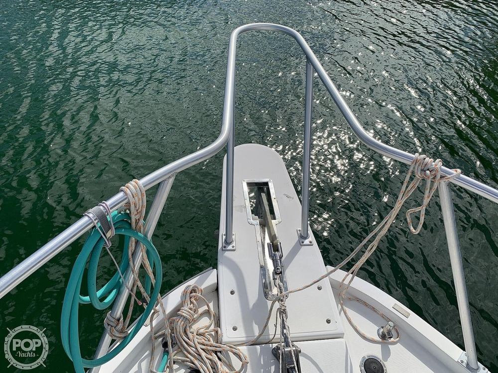 1993 Hyundai boat for sale, model of the boat is Elegant 4900 & Image # 16 of 40