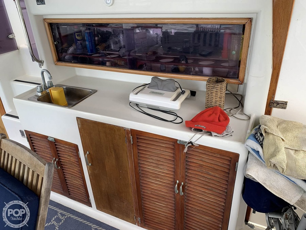 1993 Hyundai boat for sale, model of the boat is Elegant 4900 & Image # 27 of 40