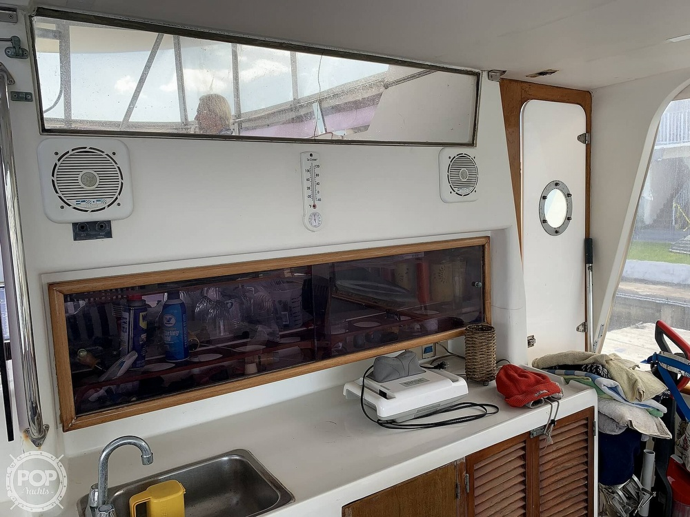 1993 Hyundai boat for sale, model of the boat is Elegant 4900 & Image # 29 of 40