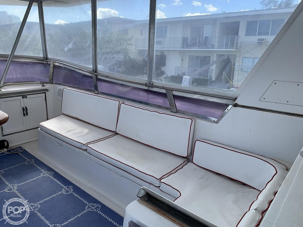 1993 Hyundai boat for sale, model of the boat is Elegant 4900 & Image # 30 of 40