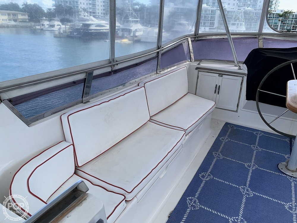 1993 Hyundai boat for sale, model of the boat is Elegant 4900 & Image # 33 of 40
