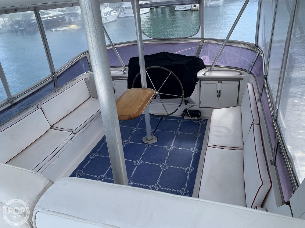 1993 Hyundai boat for sale, model of the boat is Elegant 4900 & Image # 35 of 40