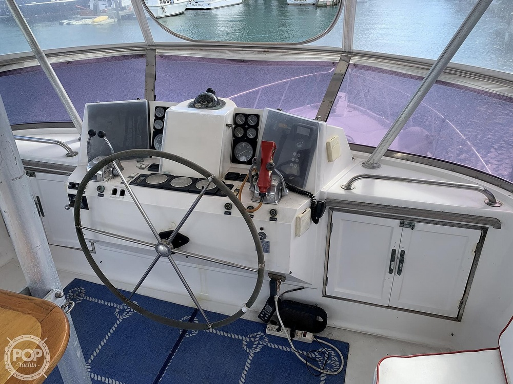 1993 Hyundai boat for sale, model of the boat is Elegant 4900 & Image # 38 of 40