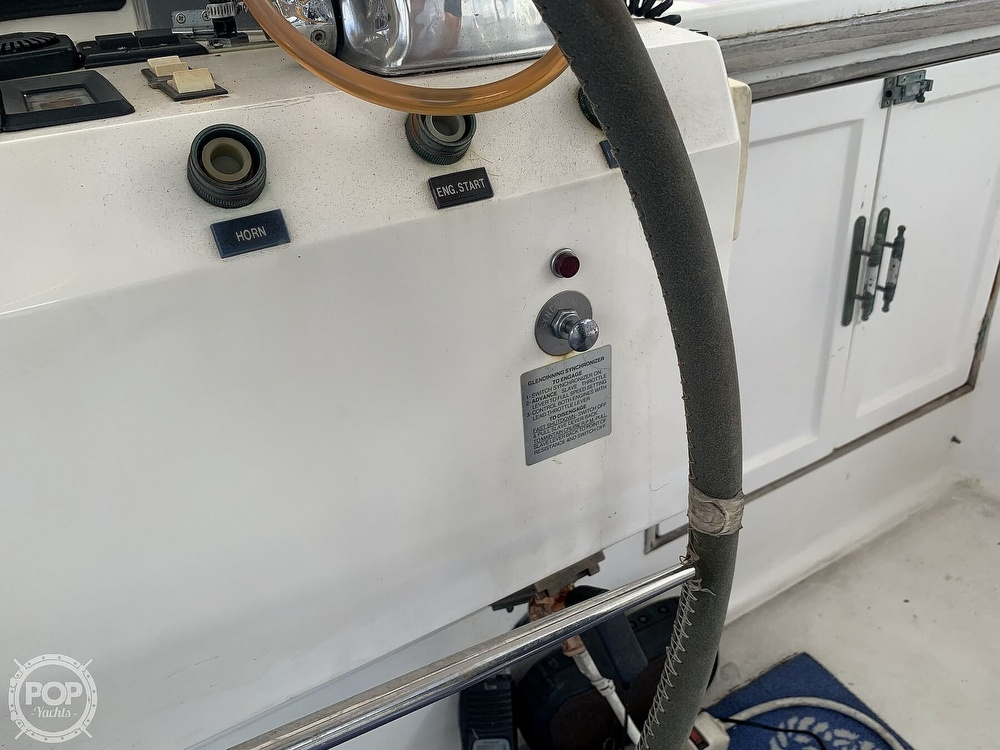 1993 Hyundai boat for sale, model of the boat is Elegant 4900 & Image # 39 of 40