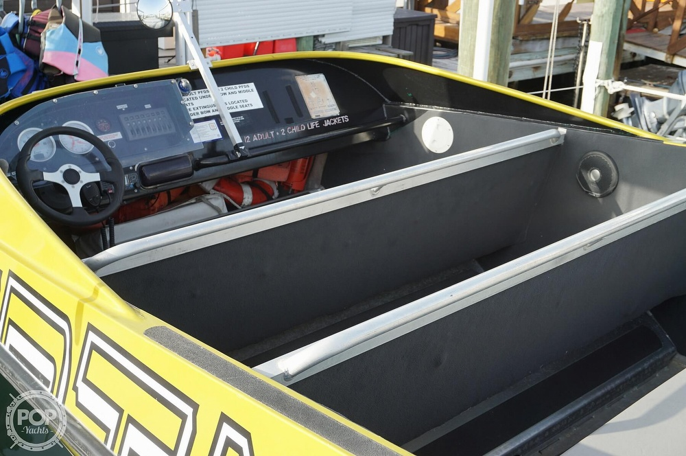 2014 Smoky Mountain Boats boat for sale, model of the boat is 12 Passenger Jet Boat & Image # 5 of 40