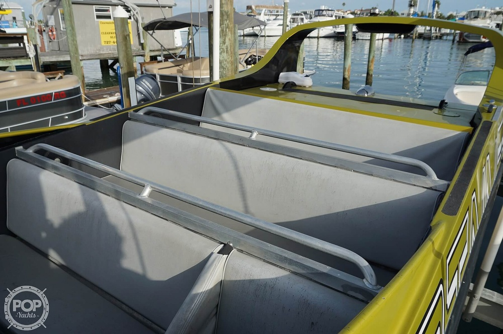2014 Smoky Mountain Boats boat for sale, model of the boat is 12 Passenger Jet Boat & Image # 6 of 40
