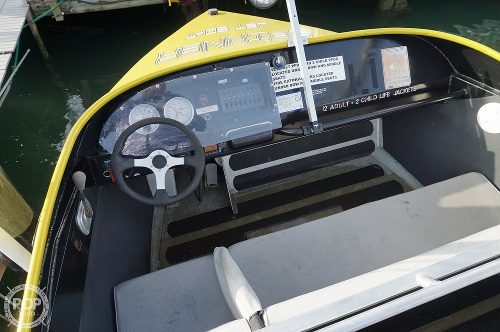 2014 Smoky Mountain Boats boat for sale, model of the boat is 12 Passenger Jet Boat & Image # 25 of 40