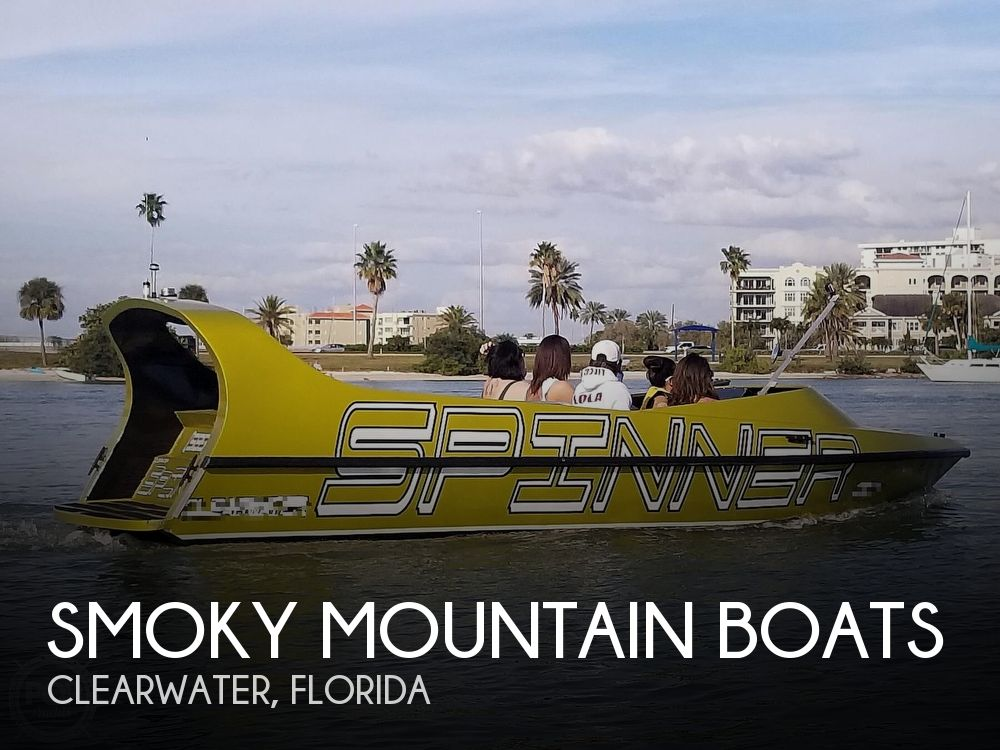 2014 Smoky Mountain Boats boat for sale, model of the boat is 12 Passenger Jet Boat & Image # 1 of 40