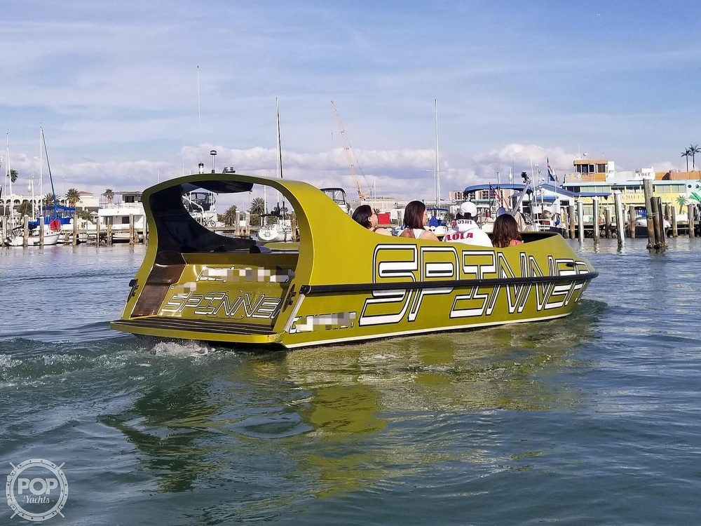 2014 Smoky Mountain Boats boat for sale, model of the boat is 12 Passenger Jet Boat & Image # 3 of 40