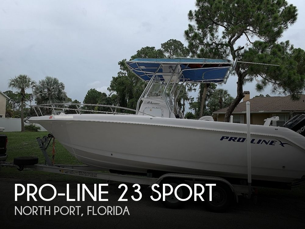 2002 PRO LINE 24 for sale