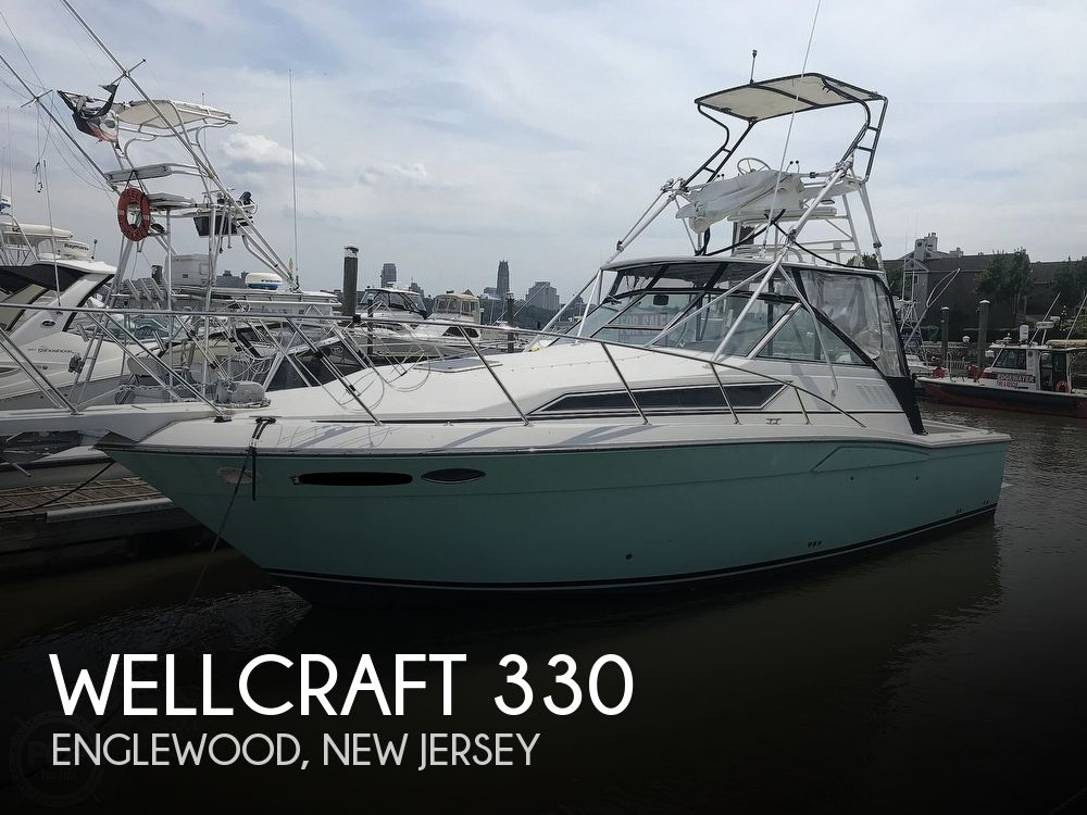 1989 Wellcraft boat for sale, model of the boat is 330 Coastal & Image # 1 of 40