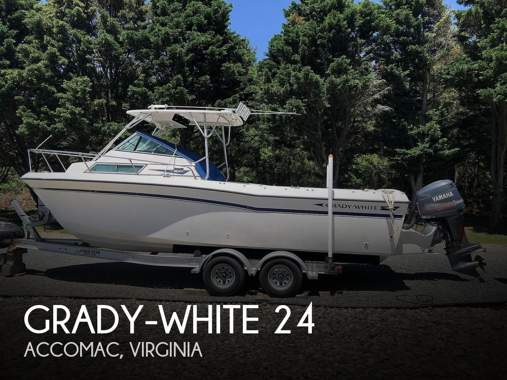 1989 GRADY WHITE OFFSHORE 24 for sale