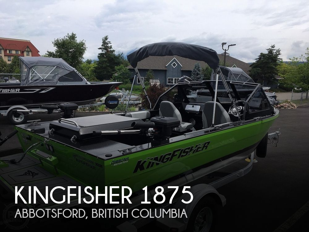 Used Kingfisher Boats For Sale by owner | 2019 Kingfisher 18