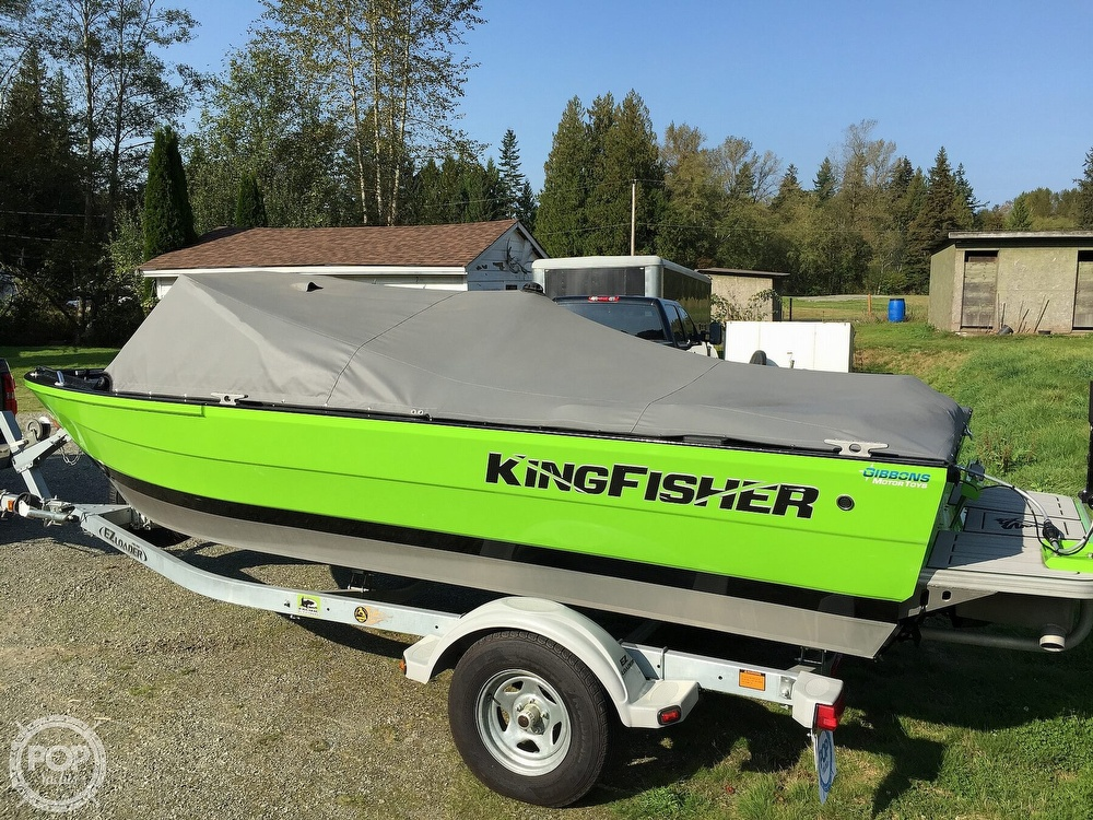 2019 Kingfisher boat for sale, model of the boat is 1875 Falcon Backchannel & Image # 6 of 40
