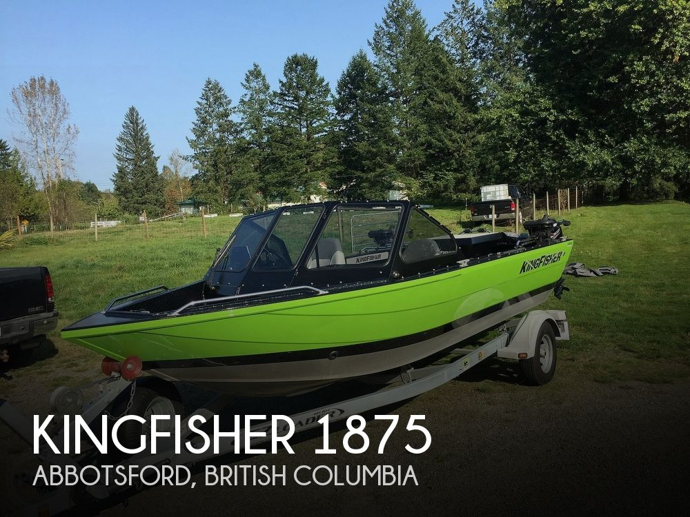 2019 Kingfisher boat for sale, model of the boat is 1875 Falcon Backchannel & Image # 1 of 40