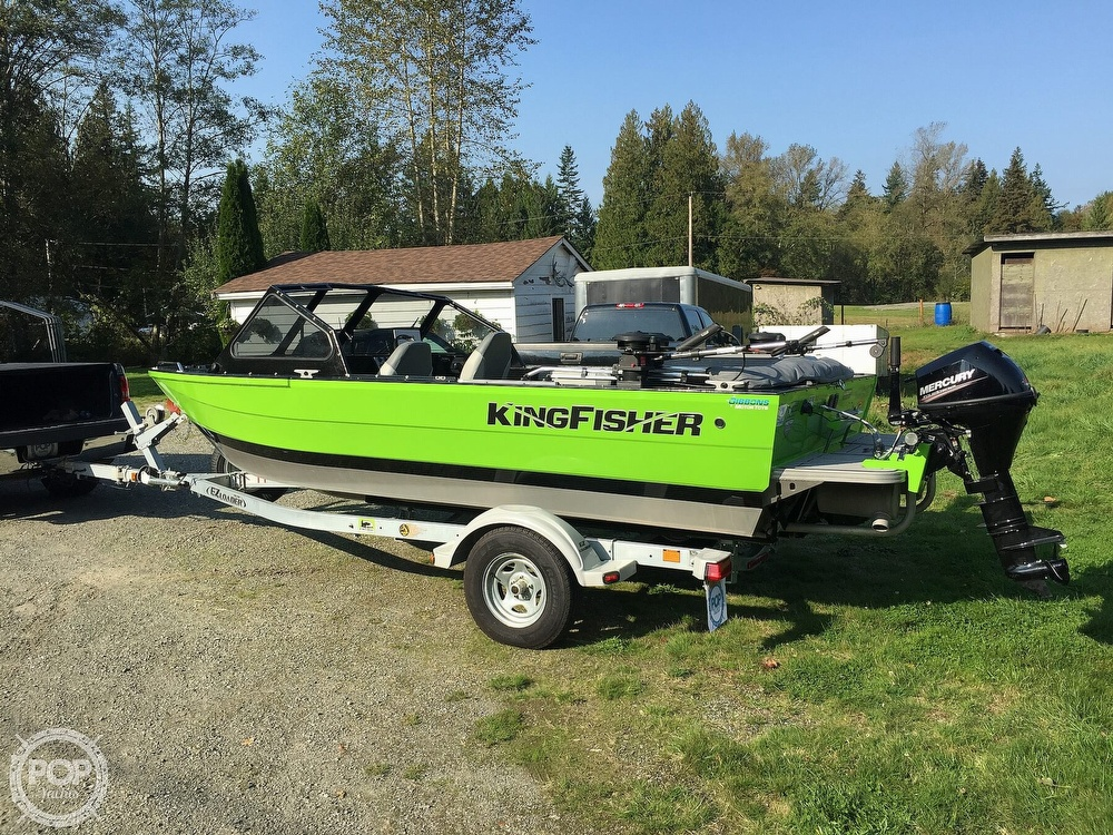 2019 Kingfisher boat for sale, model of the boat is 1875 Falcon Backchannel & Image # 17 of 40