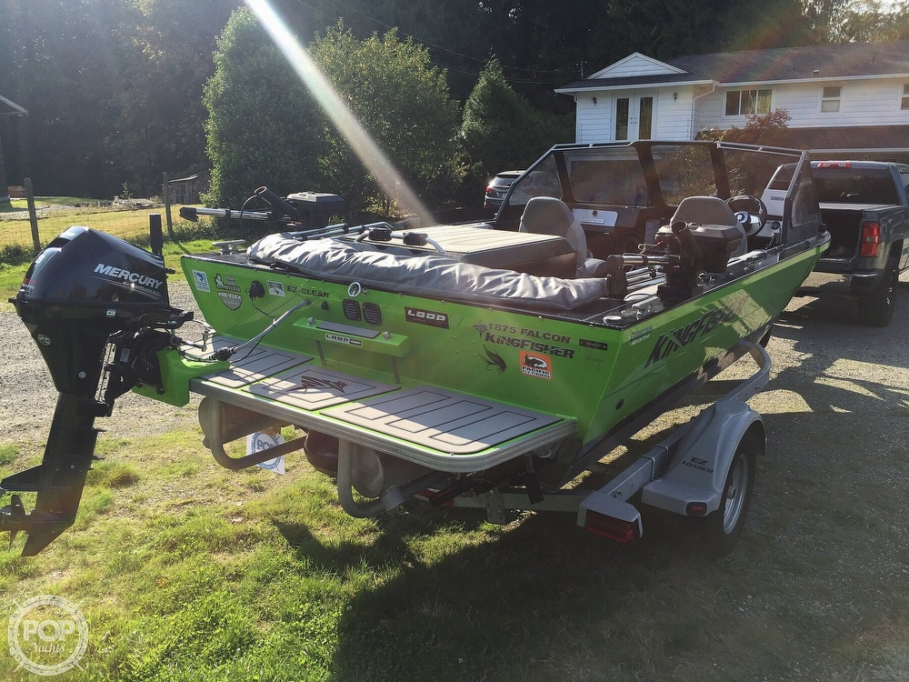 2019 Kingfisher boat for sale, model of the boat is 1875 Falcon Backchannel & Image # 15 of 40