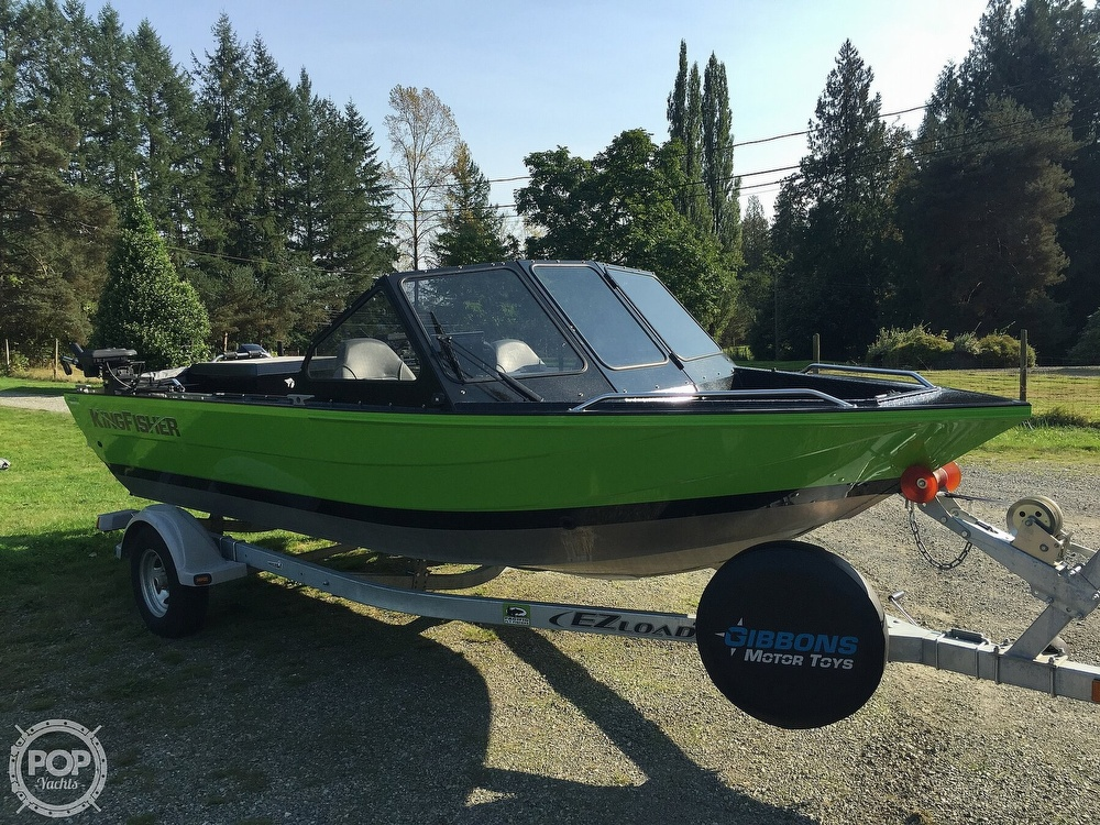 2019 Kingfisher boat for sale, model of the boat is 1875 Falcon Backchannel & Image # 10 of 40