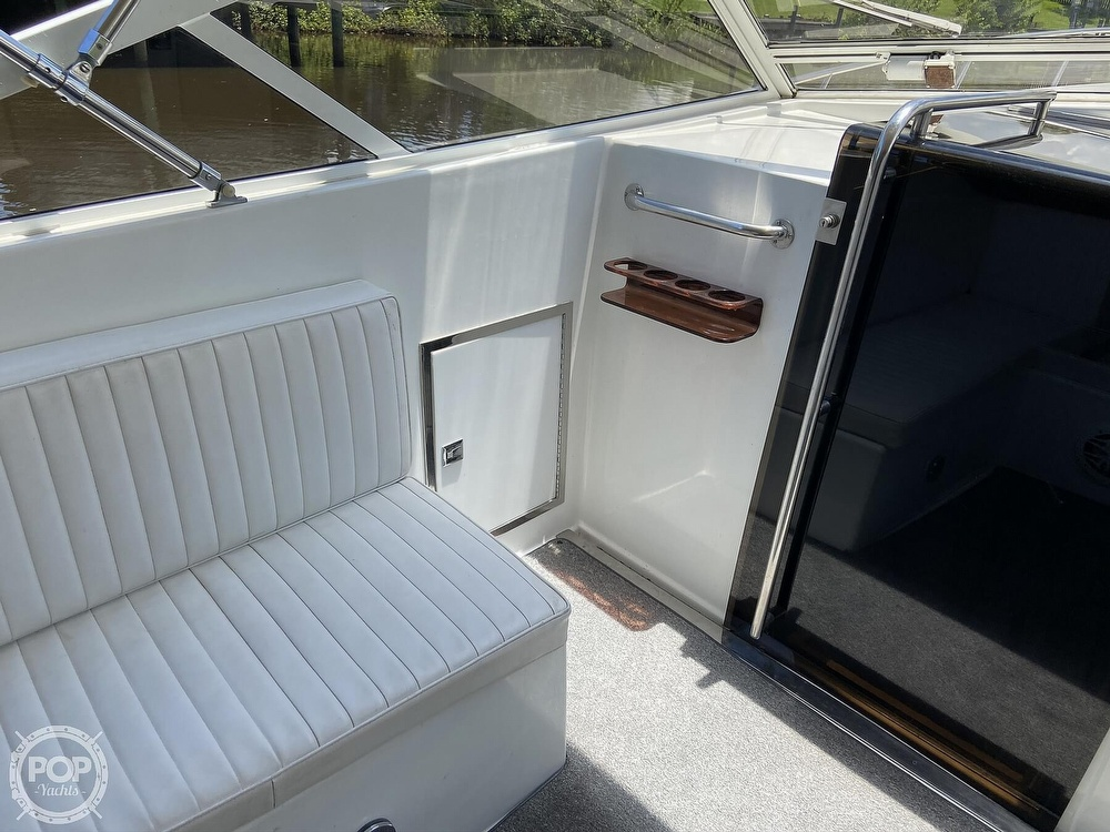 1988 Cary boat for sale, model of the boat is 50 Express & Image # 22 of 40