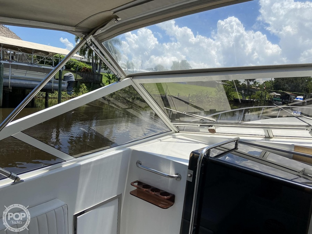 1988 Cary boat for sale, model of the boat is 50 Express & Image # 30 of 40