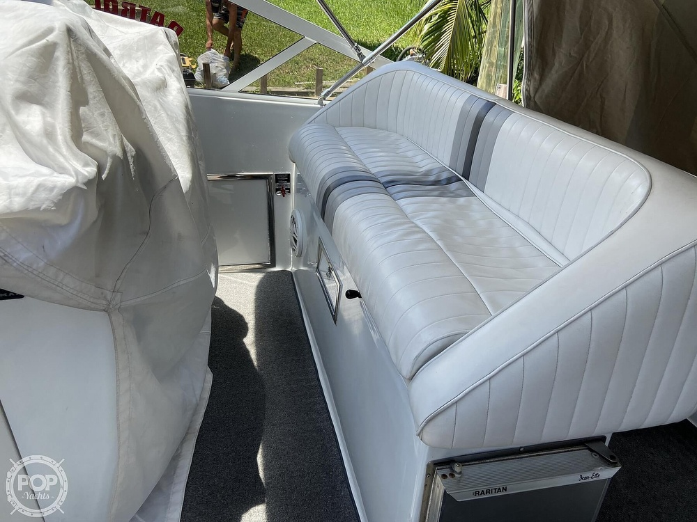 1988 Cary boat for sale, model of the boat is 50 Express & Image # 33 of 40