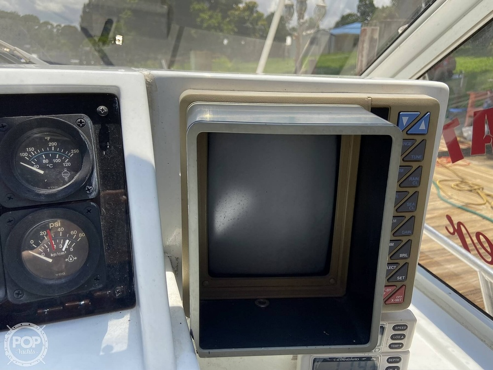 1988 Cary boat for sale, model of the boat is 50 Express & Image # 34 of 40