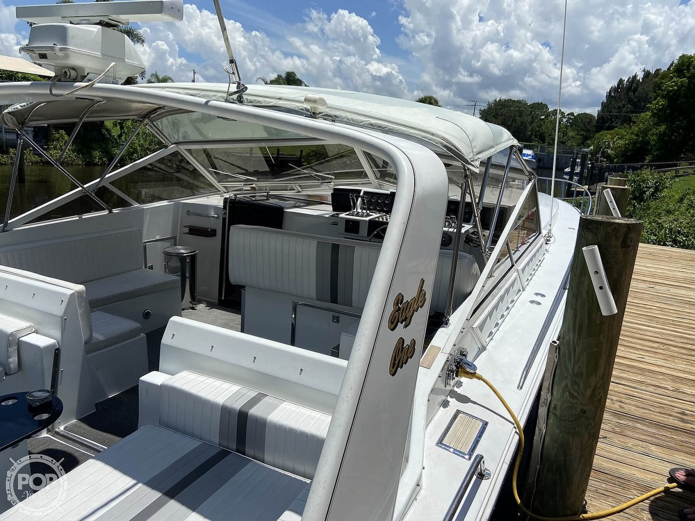 1988 Cary boat for sale, model of the boat is 50 Express & Image # 10 of 40