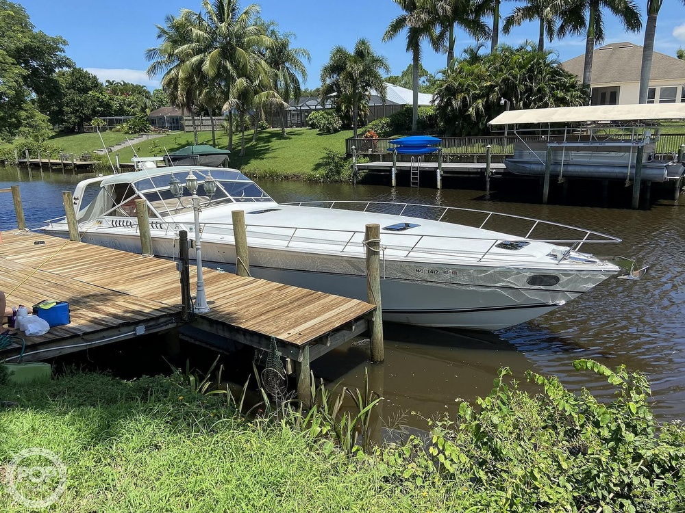 1988 Cary boat for sale, model of the boat is 50 Express & Image # 16 of 40