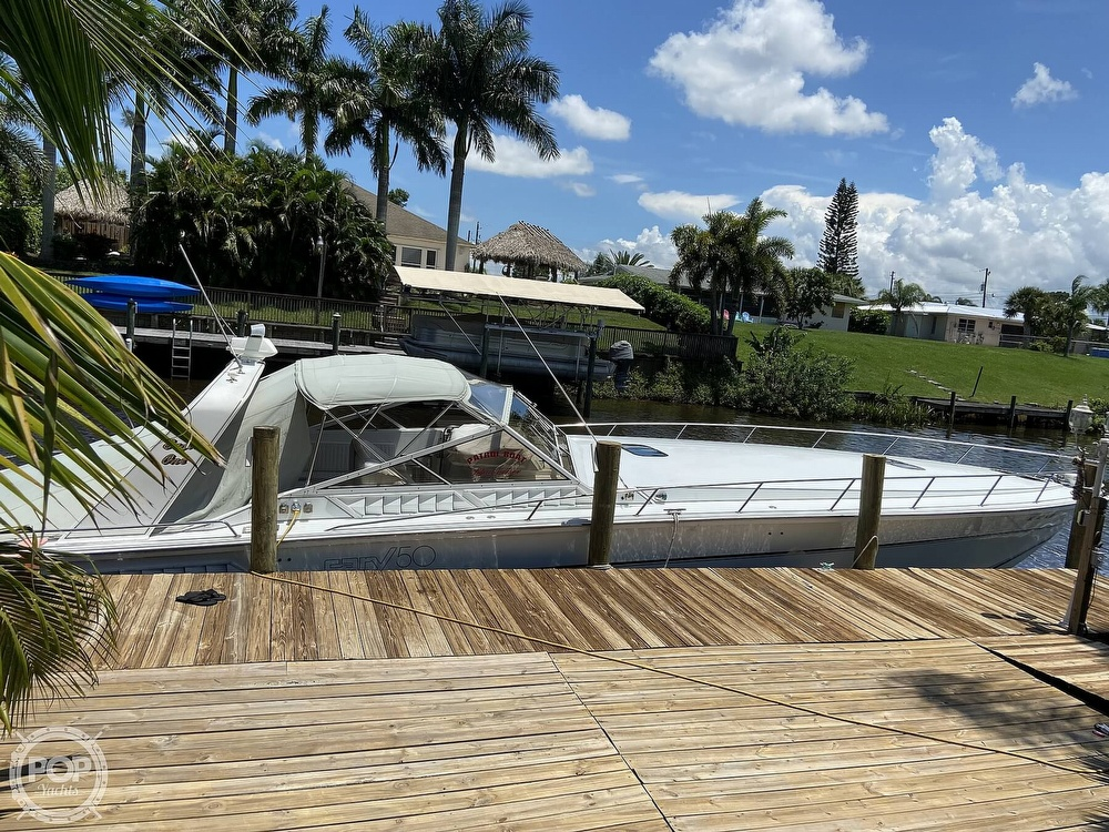 1988 Cary boat for sale, model of the boat is 50 Express & Image # 14 of 40