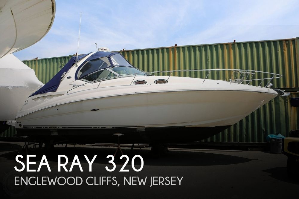 Used Sea Ray 32 Boats For Sale by owner   2007 Sea Ray 320 Sundancer