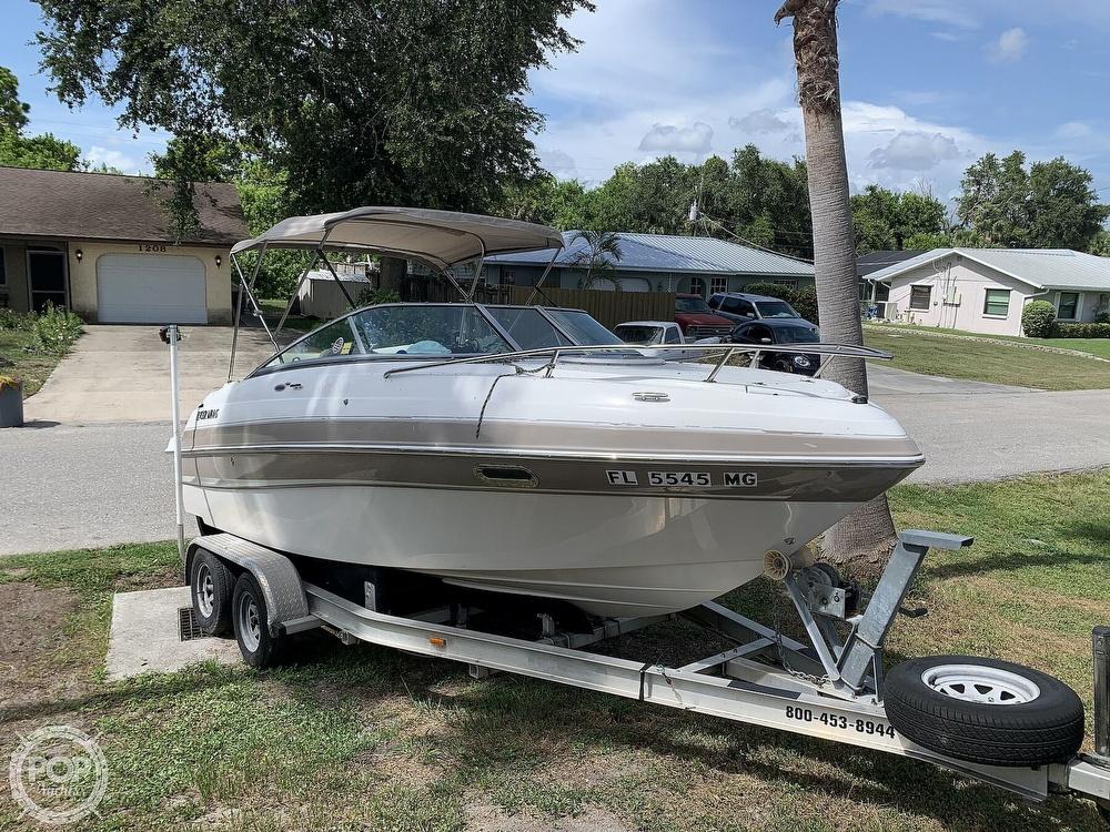2003 Four Winns boat for sale, model of the boat is Sundowner 205 & Image # 6 of 40