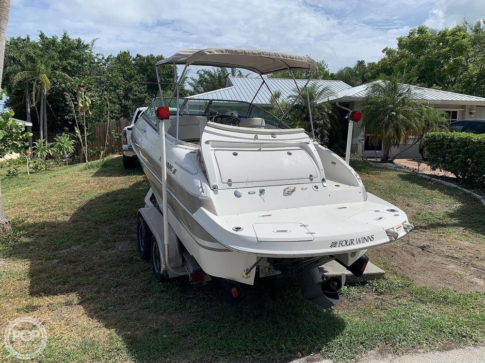 2003 Four Winns boat for sale, model of the boat is Sundowner 205 & Image # 7 of 40