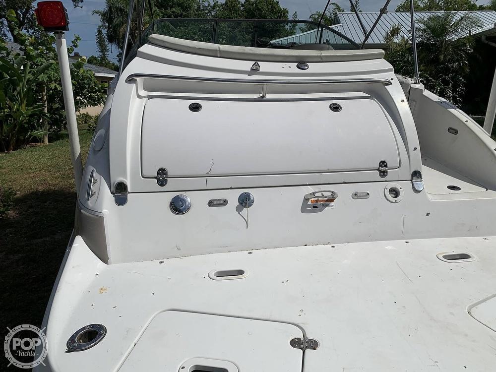 2003 Four Winns boat for sale, model of the boat is Sundowner 205 & Image # 22 of 40