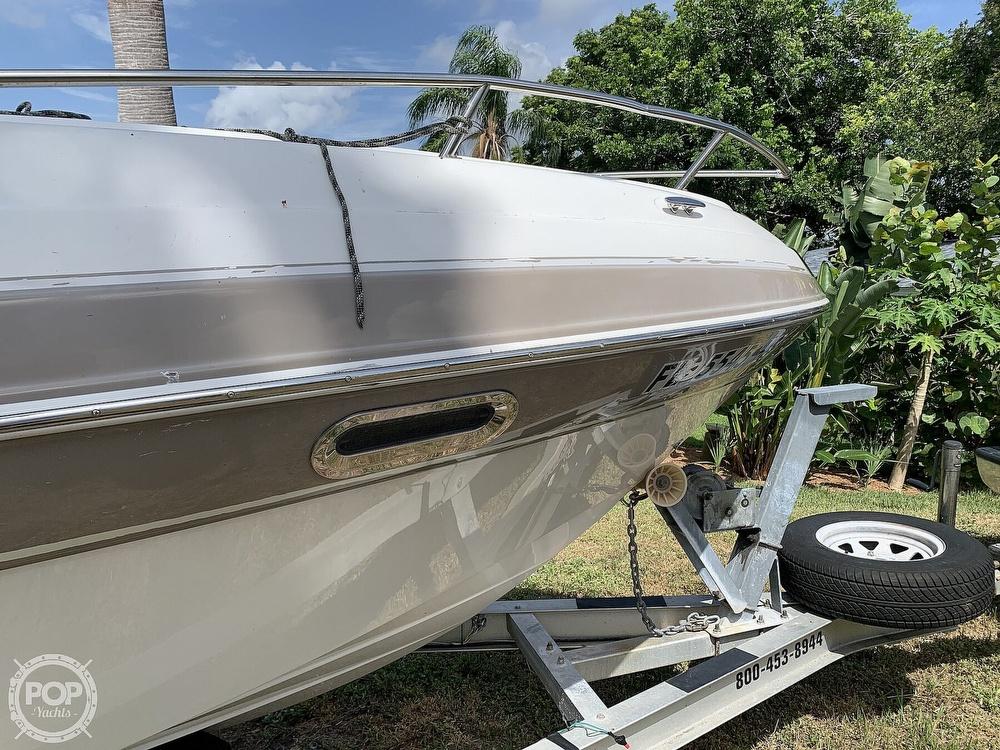 2003 Four Winns boat for sale, model of the boat is Sundowner 205 & Image # 27 of 40