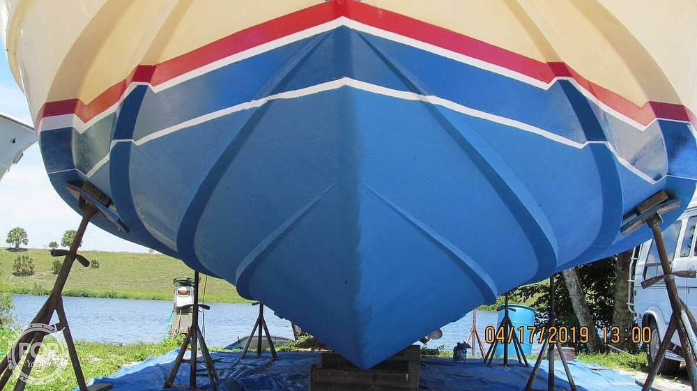 1983 Marine Projects boat for sale, model of the boat is Princess 45 & Image # 2 of 40