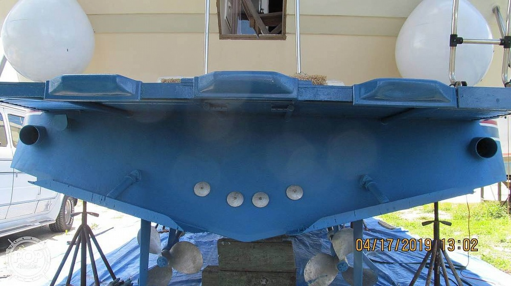 1983 Marine Projects boat for sale, model of the boat is Princess 45 & Image # 3 of 40