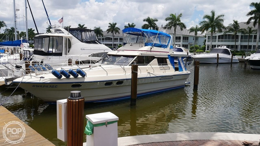 1983 Marine Projects boat for sale, model of the boat is Princess 45 & Image # 6 of 40